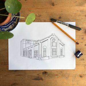 tekening 1a